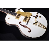 GRETSCH  G6139CB CENTER BLOCK WHITE FALCON JT13020881 BRAND NEW