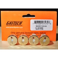 GRETSCH  KNOB CONTROL ARROW ''G'' JEWEL GOLD  4-PACK