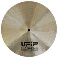"""UFiP Class Series 18"""" Crash Cymbal Light 1315g."""