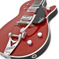Gretsch G6131T-TVP Power Jet Firebird Guitar Brand New Hardshell Included