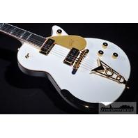 GRETSCH WHITE PENGUIN GUITAR G6134  HARDSHELL INCLUDED NEW