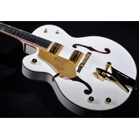 GRETSCH  G6136TLH LEFTY WHITE FALCON JT14020953 BRAND NEW