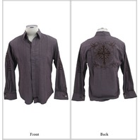"FENDER CUSTOM SHOP ""FALLEN SOULS"" LS SHIRT S"