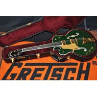 GRETSCH G6196TLH LEFTY COUNTRY CLUB CADILLAC GREEN