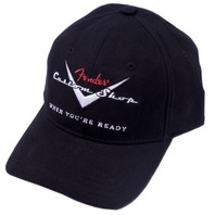 Fender Custom Shop Baseball Hat Black S/M