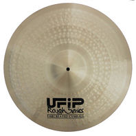 "UFiP Rough Series 22"" Medium Ride Cymbal"