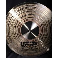 """UFiP Extatic Series 16"""" Crash Cymbal Light"""