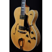 GUILD  GSR X-180 BLONDE ARCHTOP GUITAR #11/20 USA BUILT LIMITED EDITION