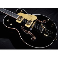 GRETSCH G6136TBK BLACK FALCON GUITAR JT13094209 BRAND NEW