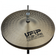 "UFiP Rough Series 14"" Hi-Hat Cymbal"