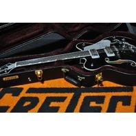 GRETSCH G6139T-CBDCSL CENTER BLOCK DOUBLE CUT SILVER FALCON GUITAR