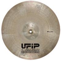 """UFiP Exp. Series 15"""" Brilliant Crash Cymbal"""