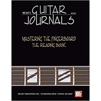 Mastering the Fingerboard : The Reading Book (2005, Spiral)