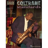 Coltrane Plays Standards : Tenor Saxophone (2000, Paperback)