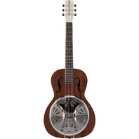 Gretsch G9200 Boxcar Resonator Guitar Natural Round Neck