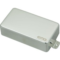 EMG 81 HUMBUCKING ACTIVE GUITAR PICKUP CHROME