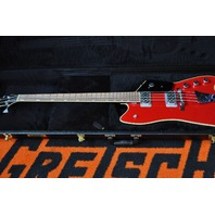 Gretsch G6199B Billy Bo Jupiter Thunderbird Bass Guitar Hardshell Included
