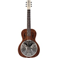 Gretsch G9210 Boxcar Resonator Guitar Natural Square Neck