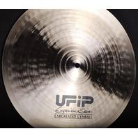 "UFiP Experience Series 14"" Samba Splash Cymbal ‰FREE WORLDWIDE SHIPPING‰"