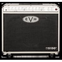 Evh 5150 III 1X12 50 Watt Tube Combo Guitar Amplifier Ivory 3-Channel