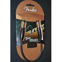 FENDER TONE MASTER 1' STRAIGHT-STRAIGHT CABLE