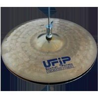 "UFiP Bionic Series 14"" Hi-Hat Cymbal ''FREE WORLDWIDE SHIPPING''"