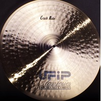 "UFiP Class Series 21"" Crash Ride Cymbal"