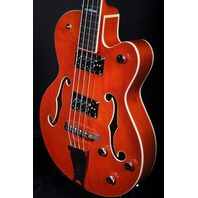 GRETSCH G5440LSB ELECTROMATIC HOLLOW BODY LONG SCALE BASS ORANGE