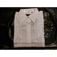 "FENDER CUSTOM SHOP ""IRON SEA"" LS SHIRT WHITE MEDIUM"