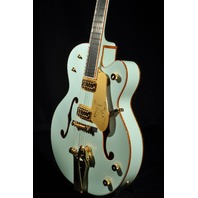 GRETSCH G6136T-CDM CREME DE MARINE FALCON  **LIMITED EDITION** W/FILTER'TRONS