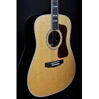 GUILD D55 NATURAL DREADNOUGHT W/DTAR-MS AC/EL GUITAR NQ317007