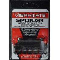 VIBRAMATE SPOILER STAINLESS STEEL F/SHIPPING