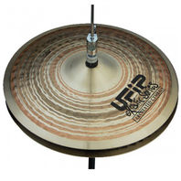 "UFiP Extatic Series 14"" Mixed Hi-Hat l ''FREE WORLDWIDE SHIPPING''"