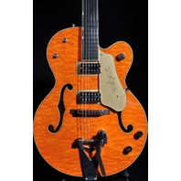 GRETSCH G6120-1959LTV QM QUILTED MAPLE TOP CHET ATKINS HOLLOW BODY LTD EDITION