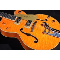 GRETSCH G6120-1959LTV QM QUILTED MAPLE TOP CHET ATKINS HOLLOW BODY JT14083185
