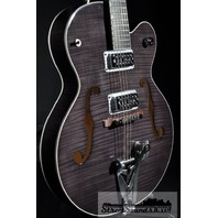 GRETSCH G6120SH TX TUXEDO BLACK  BRIAN SETZER HOT ROD GUITAR NEW EDITION HARDSHELL INCLUDED