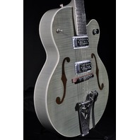GRETSCH G6120SH HGRN HIGHLAND GREEN  2-TONE BRIAN SETZER HOT ROD NEW EDITION