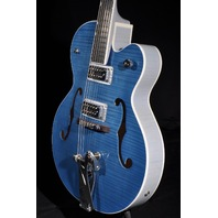 GRETSCH G6120SH HBT HARBOR BLUE 2-TONE BRIAN SETZER HOT ROD NEW EDITION