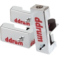 DDRUM CHROME ELITE DRUM TRIGGERS 5 PACK  *** FREE SHIPPING ***