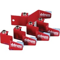 DDRUM RED SHOT TRIGGERS 5 PACK KIT *** FREE SHIPPING ***
