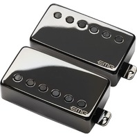 EMG JH James Hetfield Humbucker Set Black DLC