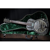JAMES TRUSSART STEEL RESOGATOR RESONATOR GUITAR SN:14067