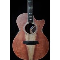 COLE CLARK ANGEL3EC RDRW REDWOOD/ROSEWOOD (NAMM SHOW GUITAR)