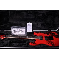 JACKSON USA CUSTOM SHOP SL2 RED DRAGON GUITAR