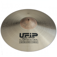 "UFiP Experience Series 20"" Bell Crash Cymbal  FREE WORLDWIDE SHIPPING"