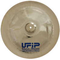 "UFiP Bionic Series 20"" China Cymbal FREE WORLDWIDE SHIPPING"