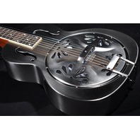 Gretsch G9231 Bobtail Steel Resonator  A/E Guitar Square Neck Mint 2018