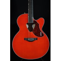 Gretsch G5022CE Rancher Jumbo Savannah Sunset AC/EL Mint