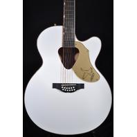 Gretsch G5022CWFE 12 String Jumbo Rancher Falcon Guitar Mint 2018
