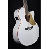 Gretsch G5022CWFE 12 String Jumbo Rancher White Falcon Acoustic Electric Guitar